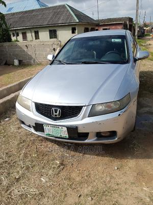 Honda Accord 2008 2.0 Comfort Automatic Silver   Cars for sale in Lagos State, Ojo