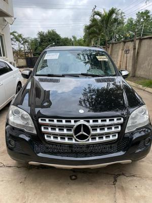 Mercedes-Benz M Class 2010 ML 350 4Matic Black | Cars for sale in Oyo State, Ibadan