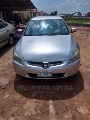 Honda Accord 2006 Silver   Cars for sale in Lagos State, Amuwo-Odofin