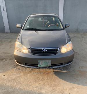 Toyota Corolla 2006 LE Gray | Cars for sale in Lagos State, Ikoyi