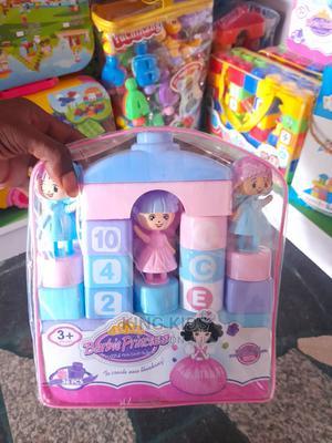 Babie Princess Educational Building Blocks   Toys for sale in Lagos State, Amuwo-Odofin