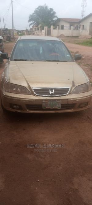Honda Accord 2000 Coupe Gray   Cars for sale in Ondo State, Akure