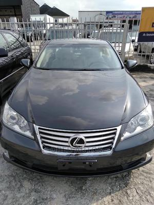 Lexus ES 2011 350 Gray   Cars for sale in Rivers State, Port-Harcourt