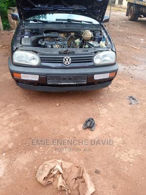 Volkswagen Golf 1999 1.4 Variant Blue | Cars for sale in Enugu State, Udenu