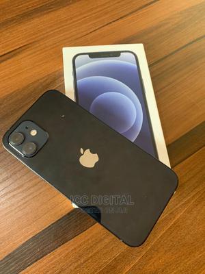 Apple iPhone 12 64 GB Black   Mobile Phones for sale in Ogun State, Ijebu Ode