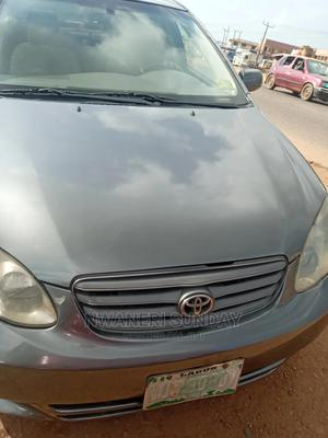Toyota Corolla 2005 LE Gray | Cars for sale in Oyo State, Ibadan