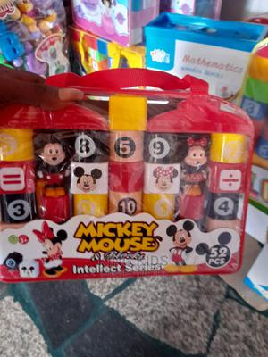 Mickey Mouse Building Block for Kids   Toys for sale in Lagos State, Amuwo-Odofin