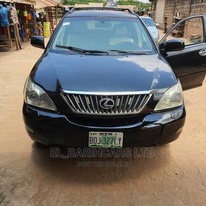 Lexus RX 2008 350 AWD Black | Cars for sale in Oyo State, Ibadan