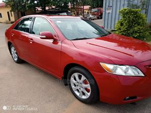 Toyota Camry 2009 Red | Cars for sale in Delta State, Aniocha North