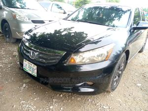 Honda Accord 2009 2.0 I-Vtec Automatic Black | Cars for sale in Abuja (FCT) State, Jabi