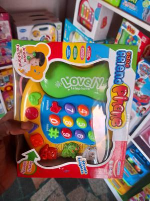Good Lovely Friend Phone for Kids   Toys for sale in Lagos State, Amuwo-Odofin