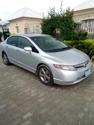 Honda Civic 2005 1.6i Sport Silver   Cars for sale in Abuja (FCT) State, Lugbe District