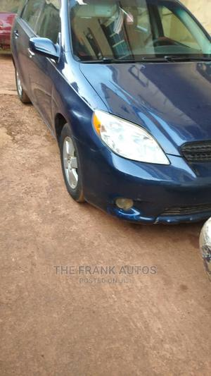 Toyota Matrix 2007 Blue   Cars for sale in Rivers State, Port-Harcourt