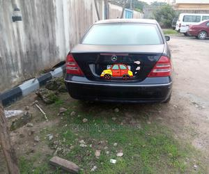 Mercedes-Benz C240 2004 Blue   Cars for sale in Lagos State, Ilupeju