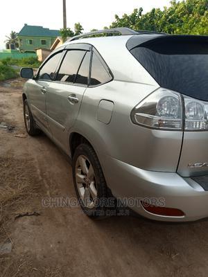 Lexus RX 2005 Silver | Cars for sale in Lagos State, Ikorodu
