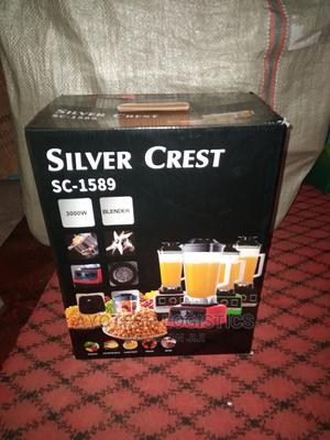 3000W Silver Crest Commercial Blender   Restaurant & Catering Equipment for sale in Oyo State, Ibadan