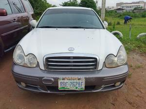 Hyundai Sonata 2006 2.4 White | Cars for sale in Abuja (FCT) State, Jabi