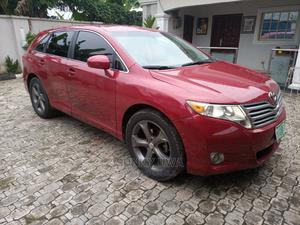 Toyota Venza 2011 AWD Red | Cars for sale in Akwa Ibom State, Uyo