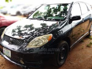 Toyota Matrix 2004 Black   Cars for sale in Abuja (FCT) State, Jabi