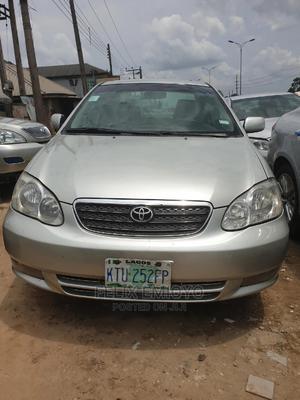 Toyota Corolla 2004 LE Silver | Cars for sale in Delta State, Warri