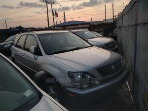 Lexus RX 2001 300 Silver   Cars for sale in Lagos State, Ikeja