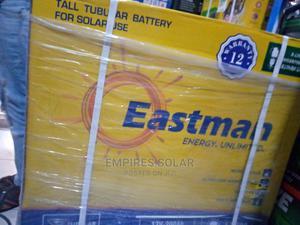 Eastman Tubular Battery 220ah | Solar Energy for sale in Lagos State, Ikeja
