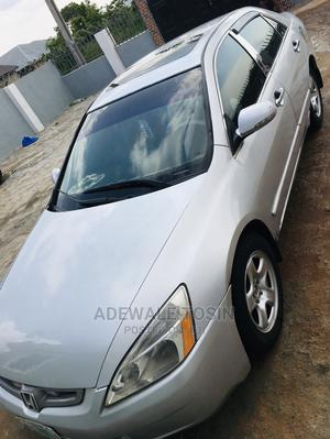 Honda Accord 2004 Coupe EX Silver   Cars for sale in Kwara State, Ilorin South