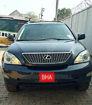 Lexus RX 2006 Black | Cars for sale in Anambra State, Onitsha