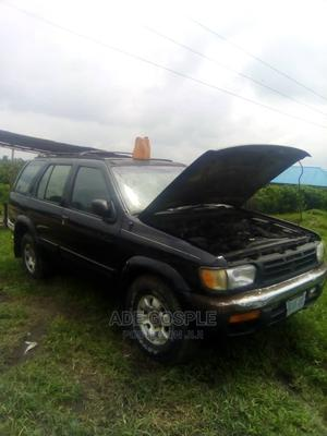 Nissan Pathfinder 1999 Black | Cars for sale in Rivers State, Ikwerre
