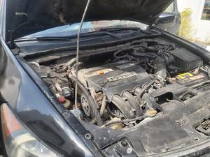 Honda Accord 2008 2.4 EX Automatic Black   Cars for sale in Lagos State, Lekki