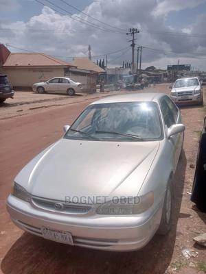 Toyota Corolla 1998 Sedan Gray | Cars for sale in Kaduna State, Kaduna / Kaduna State