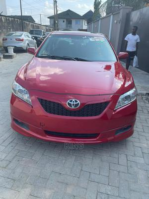 Toyota Camry 2009 Red | Cars for sale in Lagos State, Lagos Island (Eko)