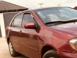 Toyota Corolla 2004 Sedan Automatic Red | Cars for sale in Ondo State, Akure
