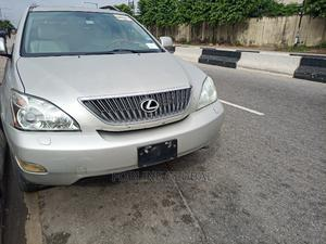 Lexus RX 2005 330 4WD Silver | Cars for sale in Lagos State, Ikeja