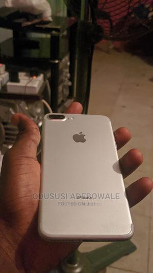 Apple iPhone 7 Plus 128 GB Silver   Mobile Phones for sale in Ogun State, Ijebu Ode