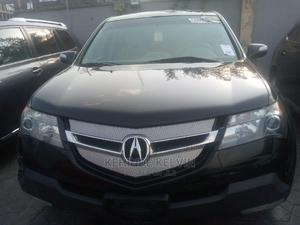 Acura MDX 2008 SUV 4dr AWD (3.7 6cyl 5A) Black | Cars for sale in Lagos State, Ojodu