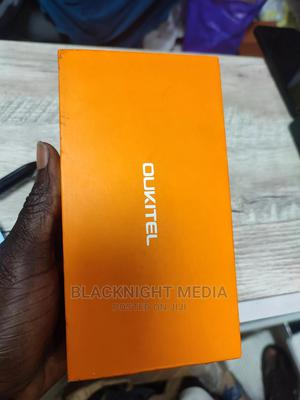 New Oukitel C18 Pro 64 GB Blue   Mobile Phones for sale in Lagos State, Alimosho