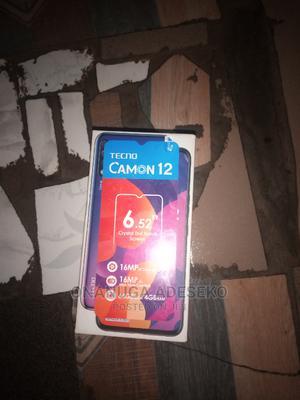 Tecno Camon 12 64 GB Blue | Mobile Phones for sale in Ogun State, Sagamu