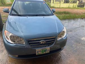 Hyundai Elantra 2007 1.6 GLS Blue | Cars for sale in Oyo State, Ibadan