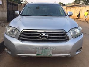 Toyota Highlander 2009 Silver   Cars for sale in Lagos State, Abule Egba