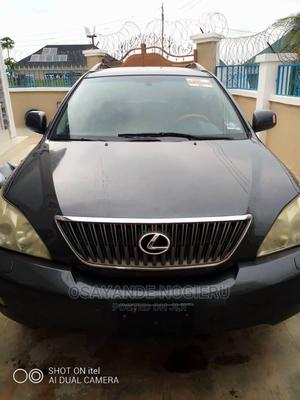 Lexus RX 2004 330 Black | Cars for sale in Abuja (FCT) State, Kuje