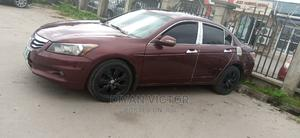 Honda Accord 2009 2.4 I-Vtec Exec Automatic Purple | Cars for sale in Lagos State, Ajah