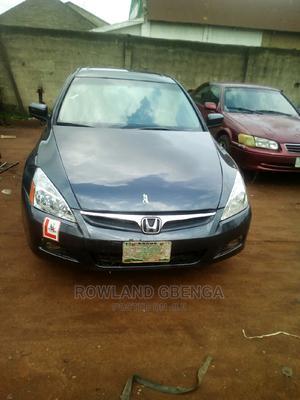 Honda Accord 2006 Black | Cars for sale in Ogun State, Ijebu Ode