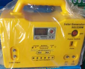 Solar Generator 12volts 30watt | Electrical Equipment for sale in Lagos State, Amuwo-Odofin