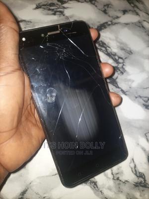 Tecno Spark K7 16 GB Black   Mobile Phones for sale in Oyo State, Egbeda