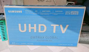 Samsung 65 Inches Smart   TV & DVD Equipment for sale in Lagos State, Amuwo-Odofin