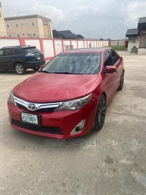 Toyota Camry 2014 Red | Cars for sale in Lagos State, Ojo