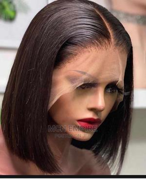 Double Drawn Frontal Wig | Hair Beauty for sale in Lagos State, Alimosho