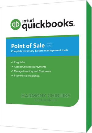 Quickbooks Point Of Sales V19 2019 | Software for sale in Imo State, Owerri
