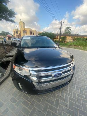 Ford Edge 2011 SE 4dr FWD (3.5L 6cyl 6A) Black | Cars for sale in Lagos State, Alimosho